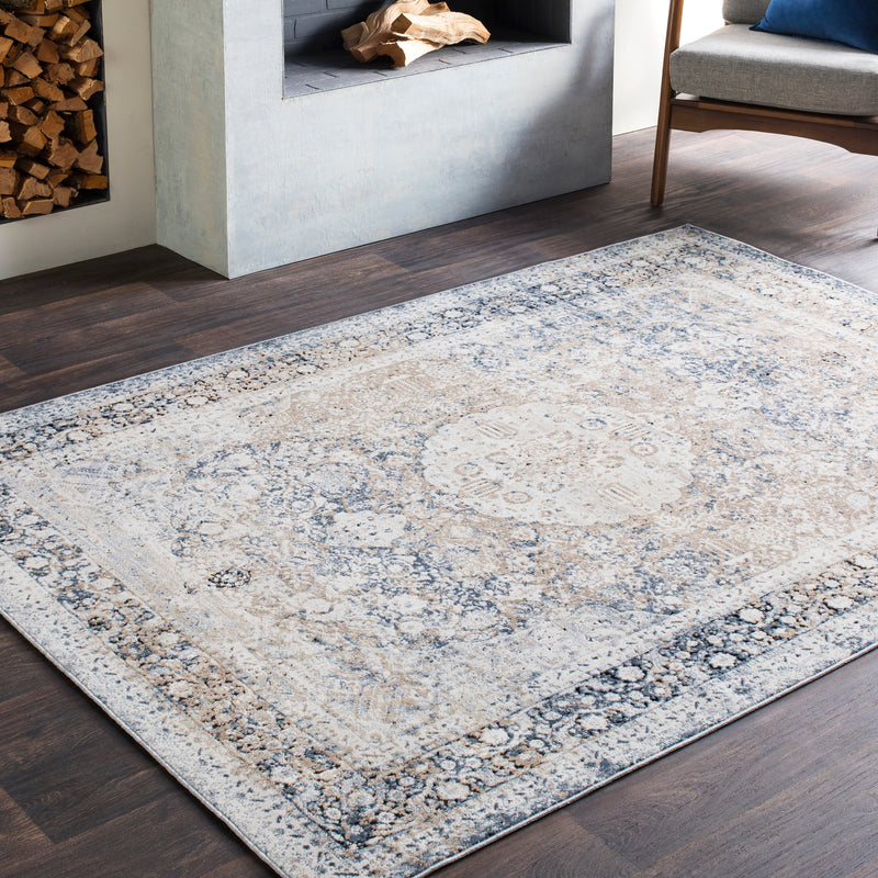 Durham Area Rug 10-Indoor Area Rug-Surya-Wall2Wall Furnishings