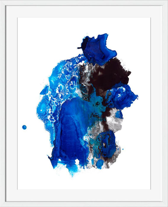 Cobalt Expanse V - Wall Art-Wall Art-Surya-Wall2Wall Furnishings