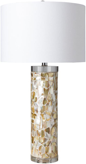 Elysee Table Lamp-Table Lamp-Surya-Wall2Wall Furnishings