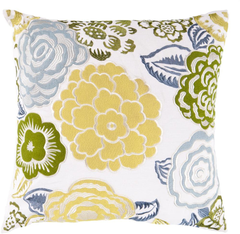 Botanical Pillow 5-Pillow Cover-Surya-Wall2Wall Furnishings