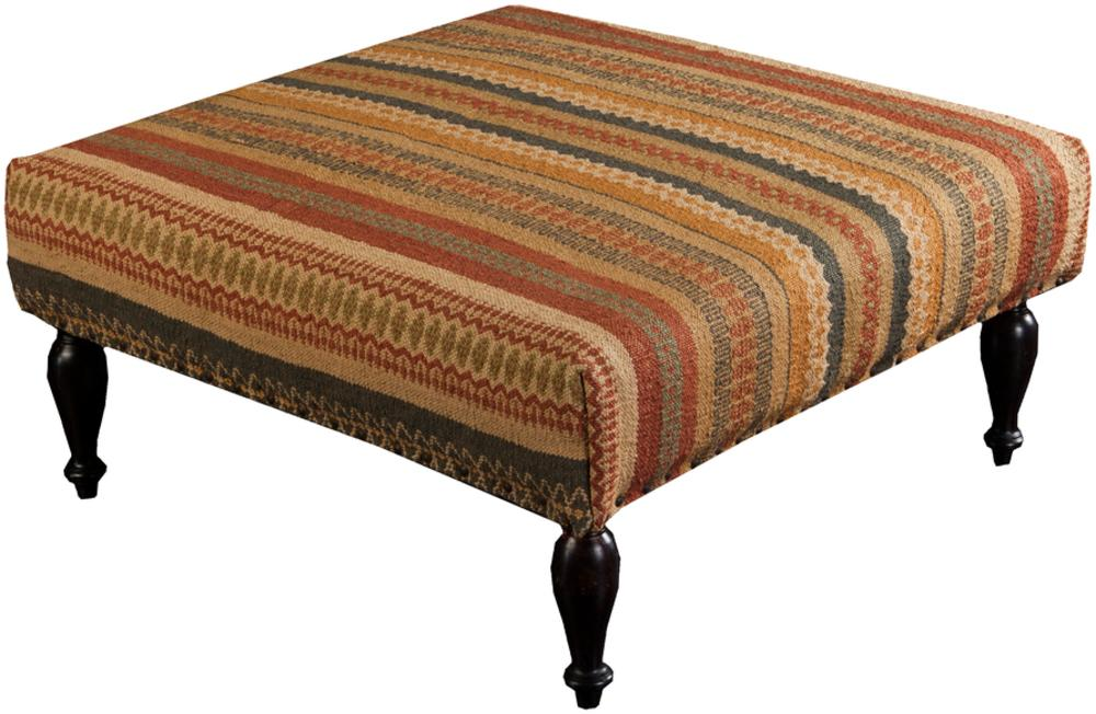 Surya Furniture Ottoman 6-Ottoman-Surya-Wall2Wall Furnishings