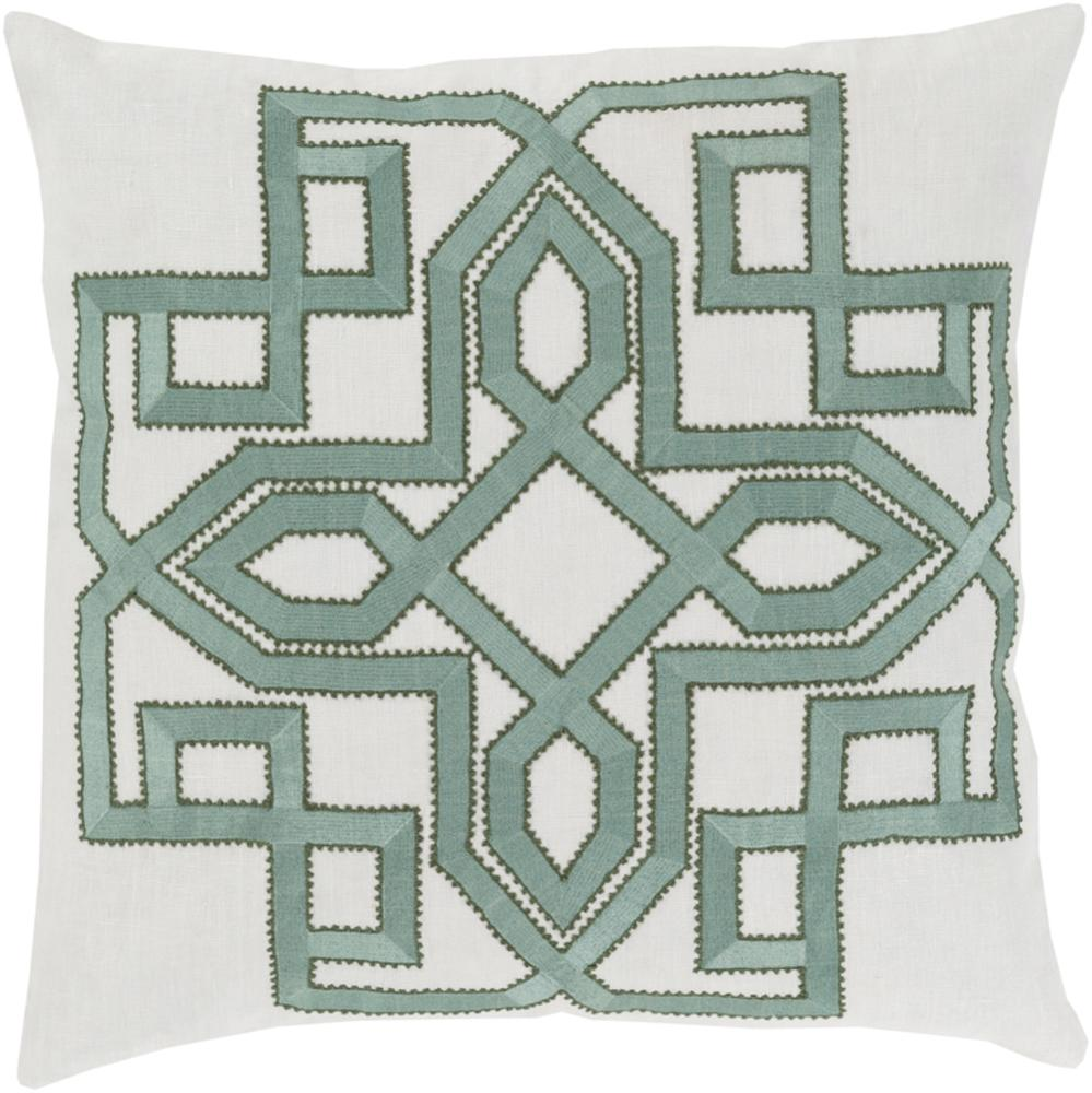 Gatsby Pillow-Pillow Cover-Surya-Wall2Wall Furnishings