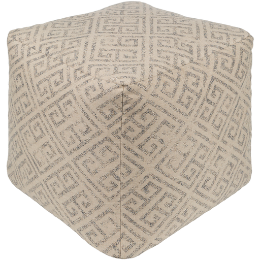 Geonna Pouf 2-Pouf-Surya-Wall2Wall Furnishings