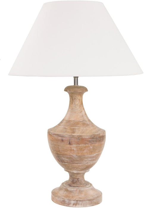 Garrett Table Lamp 1-Table Lamp-Surya-Wall2Wall Furnishings