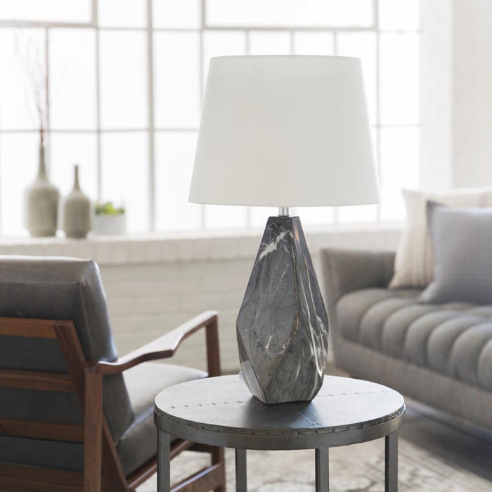 Henley Table Lamp-Table Lamp-Surya-Wall2Wall Furnishings