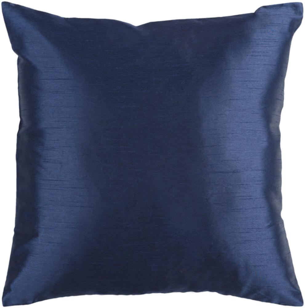 Solid Luxe Pillow 1-Pillow Cover-Surya-Wall2Wall Furnishings