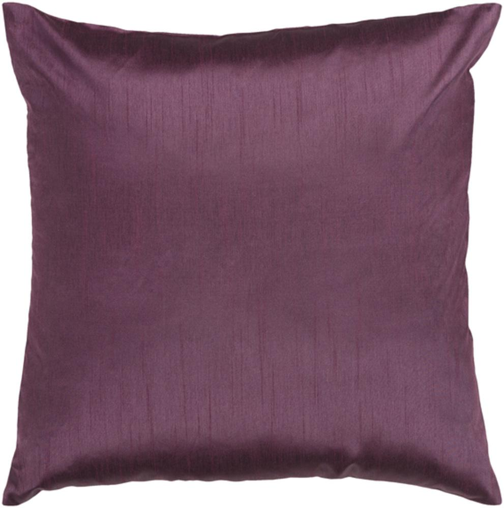Solid Luxe Pillow 4-Pillow Cover-Surya-Wall2Wall Furnishings