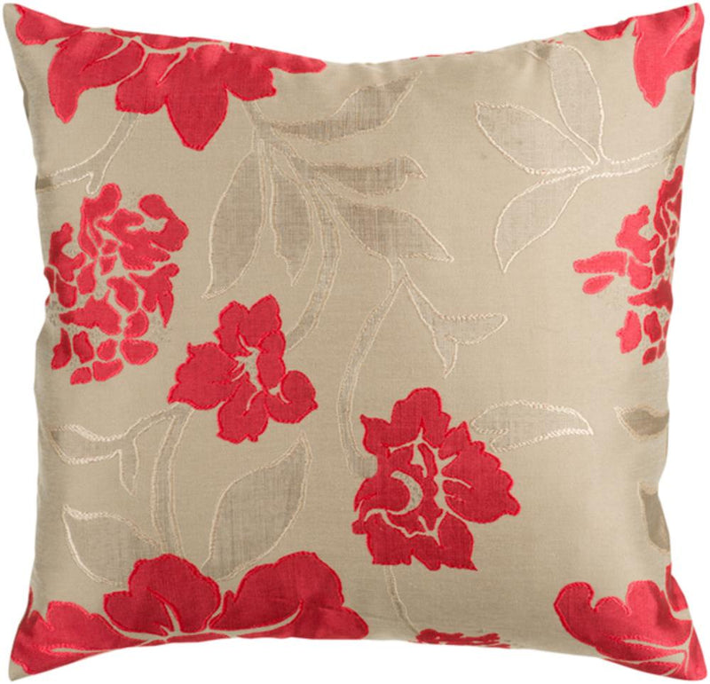 Blossom Pillow 1-Pillow Cover-Surya-Wall2Wall Furnishings