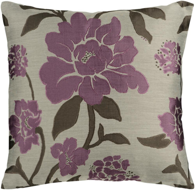 Blossom Pillow 2-Pillow Cover-Surya-Wall2Wall Furnishings