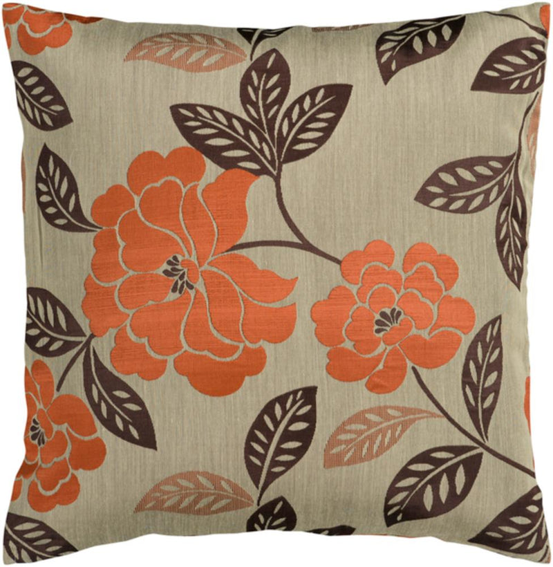 Blossom Pillow 3-Pillow Cover-Surya-Wall2Wall Furnishings