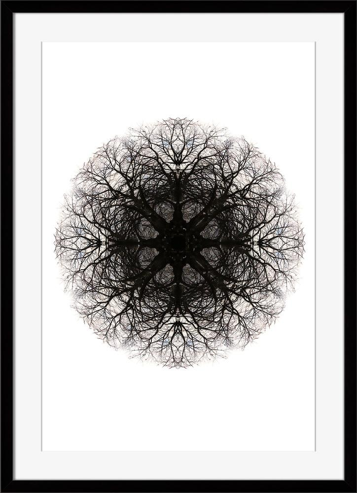 Sacred Geometry II - Wall Art-Wall Art-Surya-Wall2Wall Furnishings