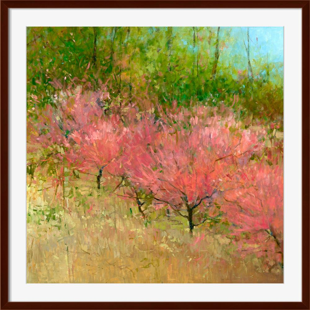 Spring Orchard II - Wall Art-Wall Art-Surya-Wall2Wall Furnishings
