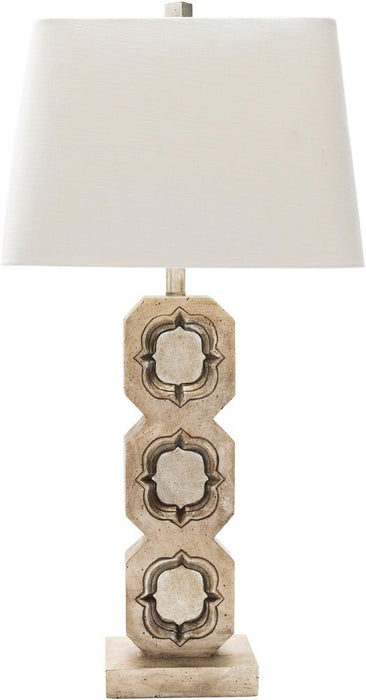 Keiser Table Lamp-Table Lamp-Surya-Wall2Wall Furnishings