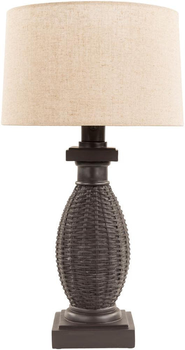 Konani Table Lamp-Table Lamp-Surya-Wall2Wall Furnishings