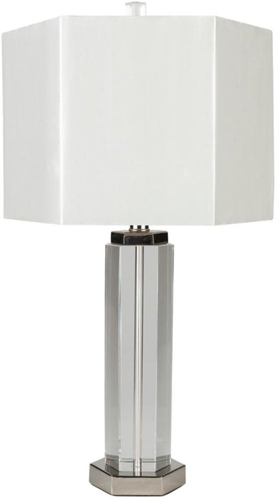 Layla Table Lamp-Table Lamp-Surya-Wall2Wall Furnishings