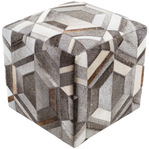 Lycaon Pouf 2-Pouf-Surya-Wall2Wall Furnishings