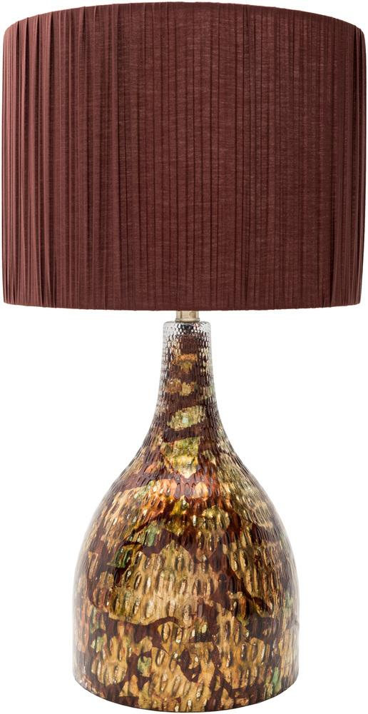 Lewis Table Lamp-Table Lamp-Surya-Wall2Wall Furnishings