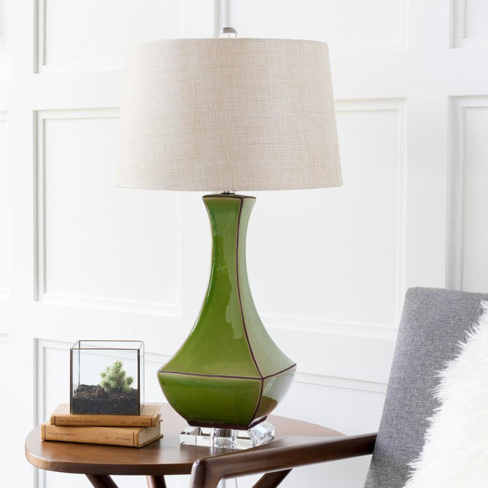 Belhaven Table Lamp 1-Table Lamp-Surya-Wall2Wall Furnishings