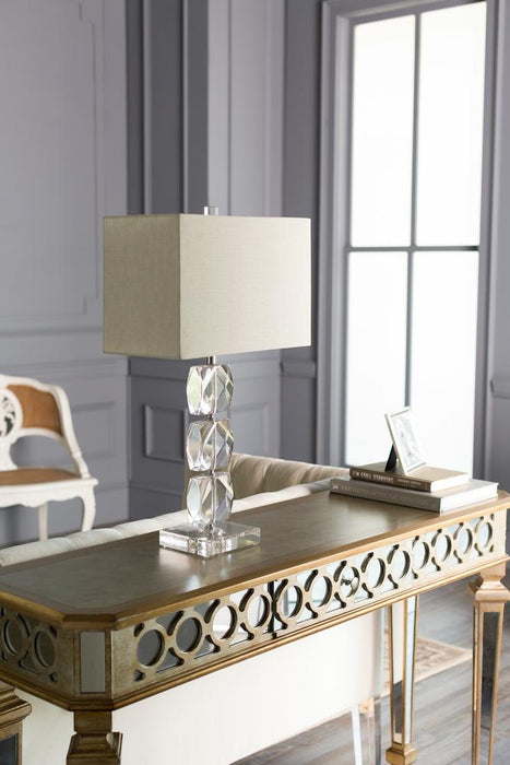 Mckenzie Table Lamp-Table Lamp-Surya-Wall2Wall Furnishings