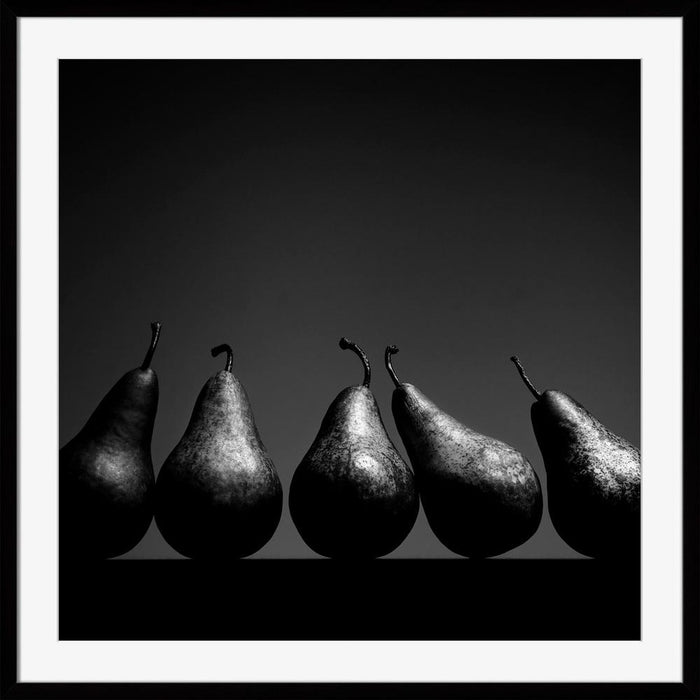Pears - Wall Art-Wall Art-Surya-Wall2Wall Furnishings