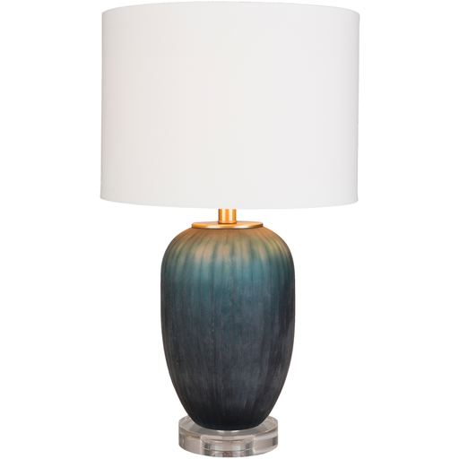 Oliver Table Lamp 2-Table Lamp-Surya-Wall2Wall Furnishings