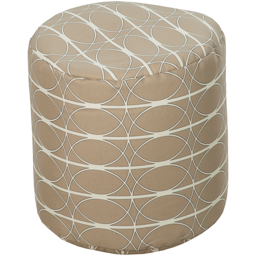 Surya Pouf 14-Pouf-Surya-Wall2Wall Furnishings