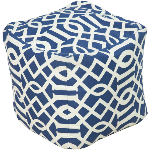 Surya Pouf 19-Pouf-Surya-Wall2Wall Furnishings