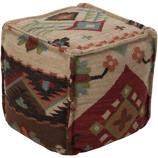 Surya Pouf 32-Pouf-Surya-Wall2Wall Furnishings