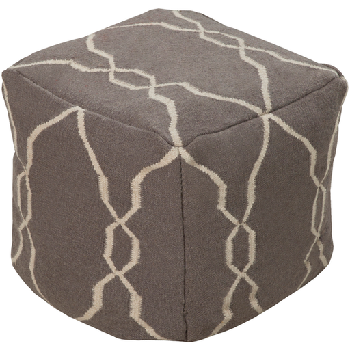 Surya Pouf 52-Pouf-Surya-Wall2Wall Furnishings