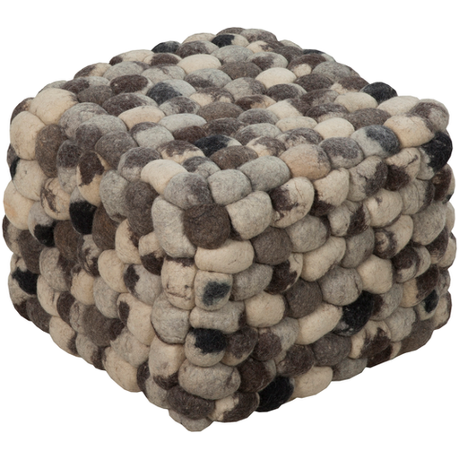 Surya Pouf 66-Pouf-Surya-Wall2Wall Furnishings