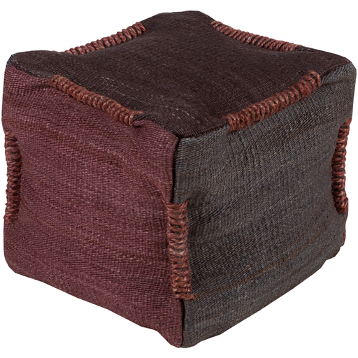 Continental Pouf Pouf316-Pouf-Surya-Wall2Wall Furnishings