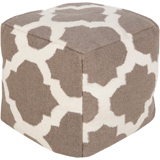 Surya Pouf 26-Pouf-Surya-Wall2Wall Furnishings