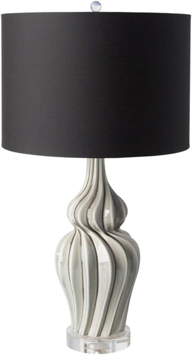 Portia Table Lamp-Table Lamp-Surya-Wall2Wall Furnishings