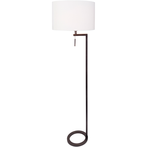 Reese Floor Lamp-Floor Lamp-Surya-Wall2Wall Furnishings