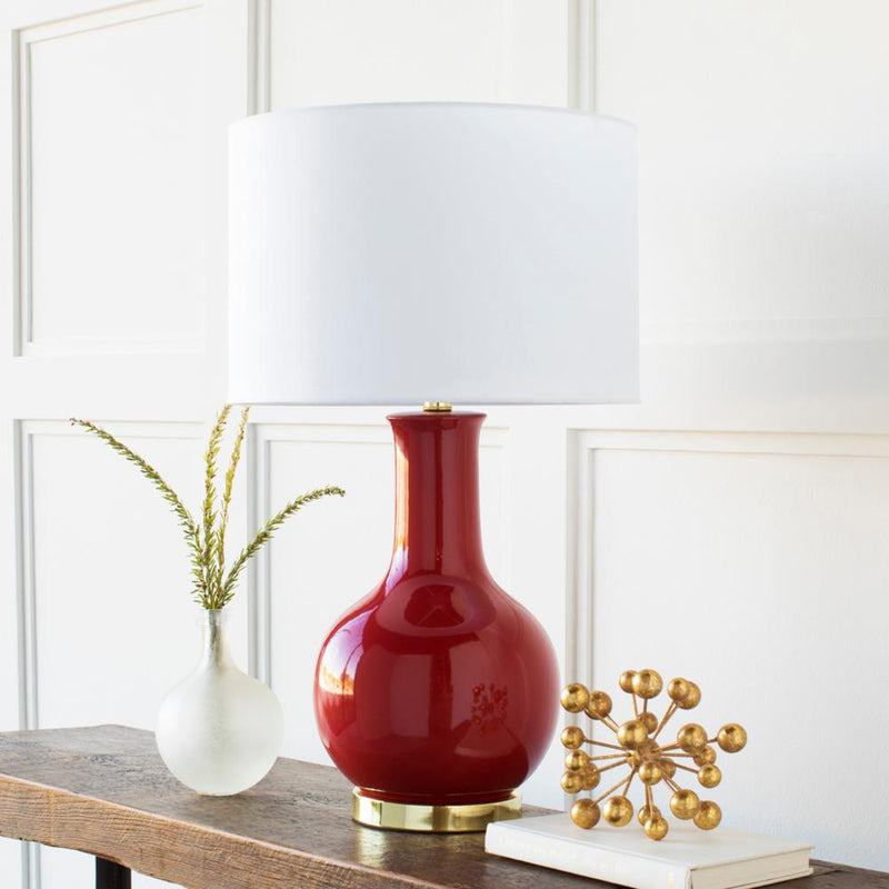 Sally Table Lamp 1-Table Lamp-Surya-Wall2Wall Furnishings