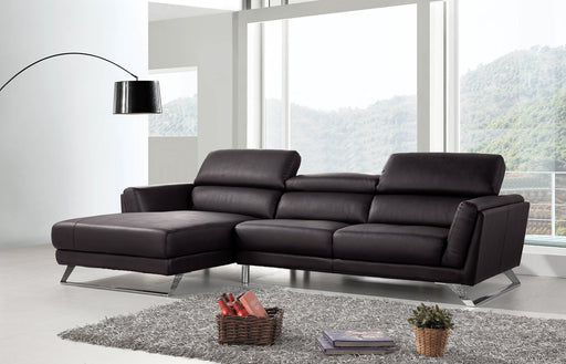 Divani Casa Doss Modern Eco-Leather Sectional Sofa-Sectional Sofa-VIG-Wall2Wall Furnishings