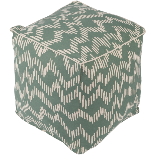 Somerset Pouf 5-Pouf-Surya-Wall2Wall Furnishings