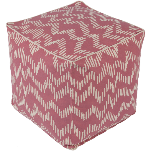 Somerset Pouf 6-Pouf-Surya-Wall2Wall Furnishings