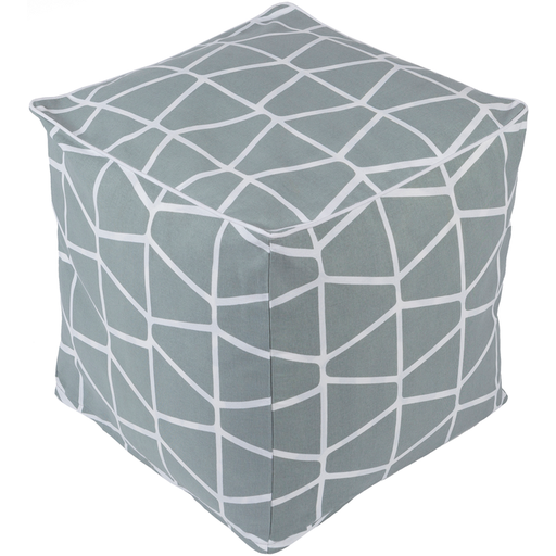 Somerset Pouf 8-Pouf-Surya-Wall2Wall Furnishings