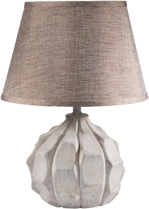 Sydney Table Lamp-Table Lamp-Surya-Wall2Wall Furnishings