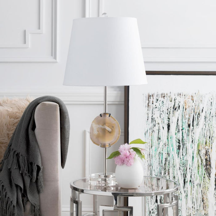 Vince Table Lamp-Table Lamp-Surya-Wall2Wall Furnishings