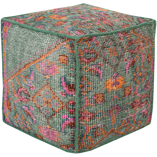 Zahara Pouf 4-Pouf-Surya-Wall2Wall Furnishings