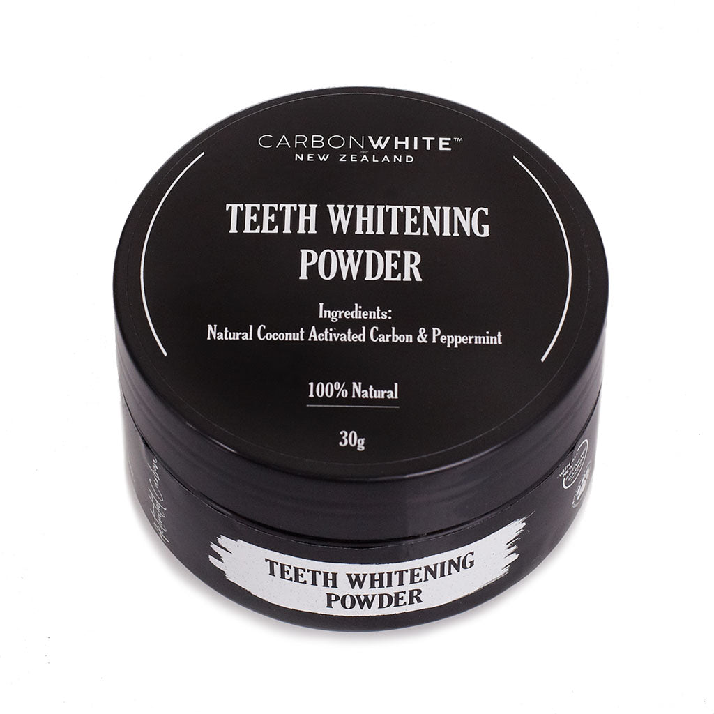 Carbon Teeth Whitening Powder