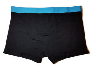 Blue feather mens underwear with blue band  | The Perfect Gentleman