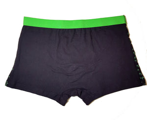 Green bowtie mens underwear tight with green band | The Perfect Gentleman