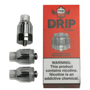 The Drip Tank Tri-Pack By Dr.Vapes