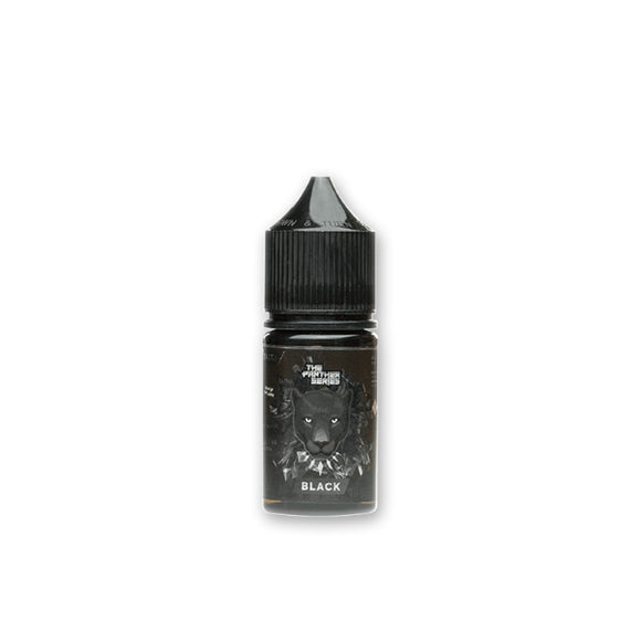 Black Panther 30ml Saltnic Creamy Tobacco Dr. Vapes