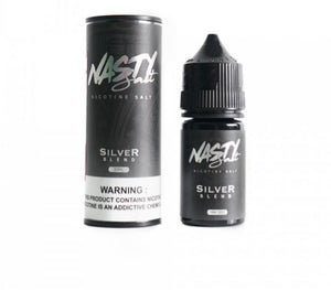 Silver Blend 30ml Saltnic by Nasty / AUH