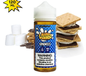 Smores 120ml by Loaded