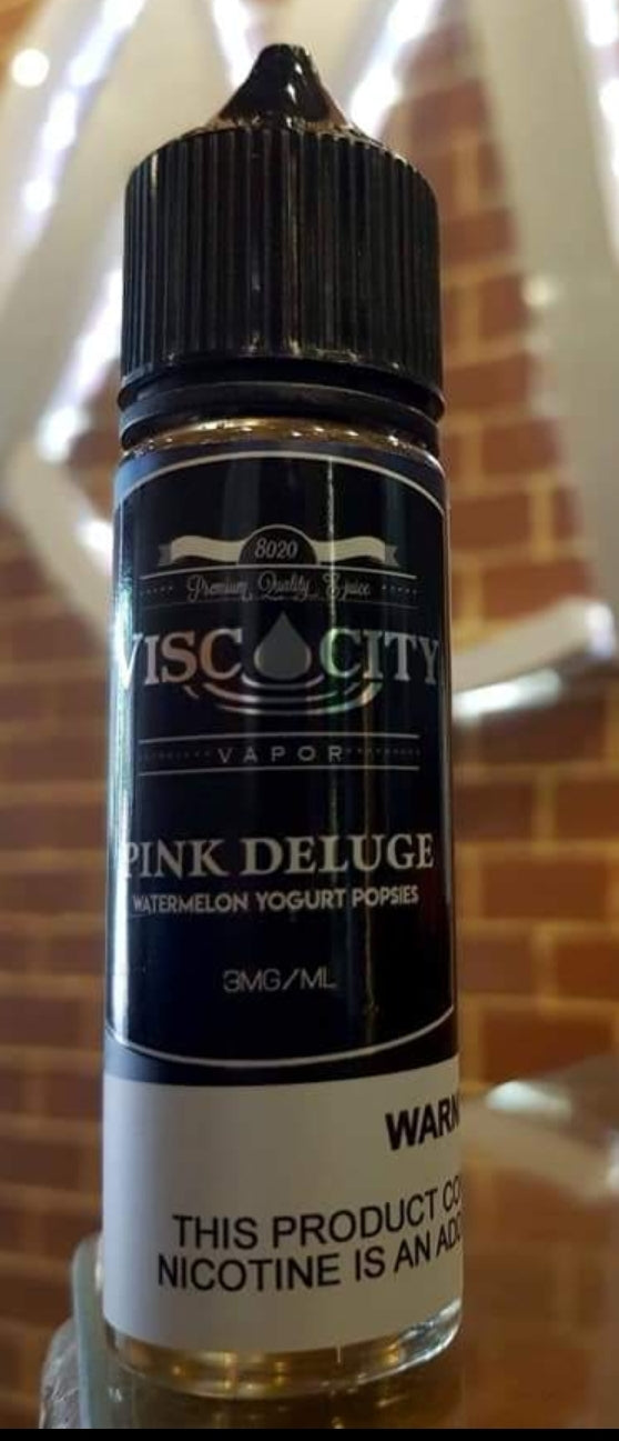 Pink Deludge Viscocity